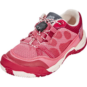Jack Wolfskin Jungle Gym Shoes Children pink